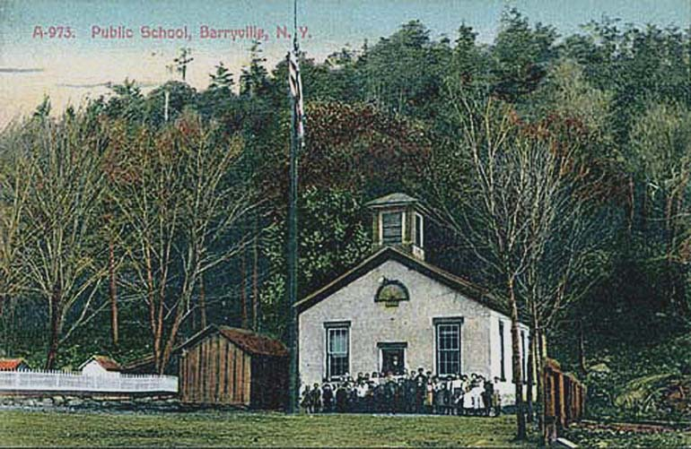 Barryville, NY Schoolhouse